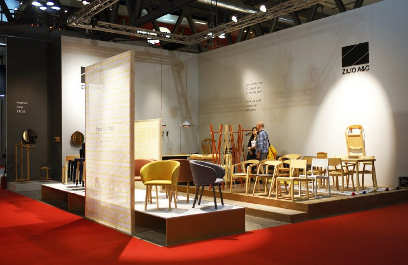 zilio iSaloni 2017 Zilio A&C Introduces a Multifunctional Design at iSaloni 2017 zilio 1