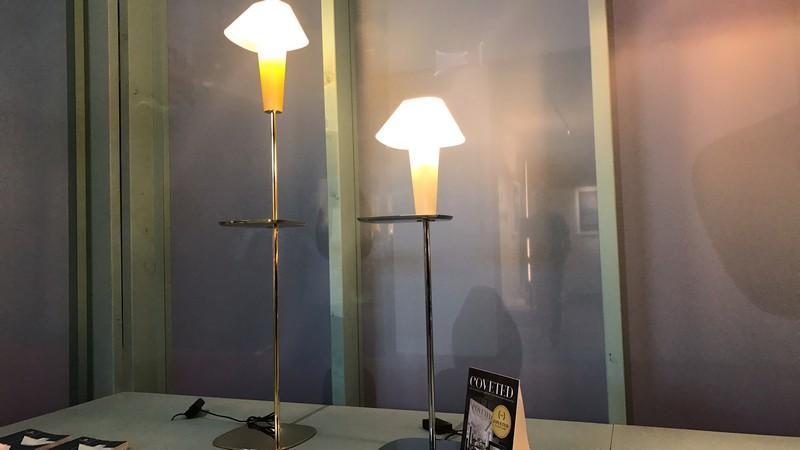 Floor Lamp - Weber_Ducré salone del mobile