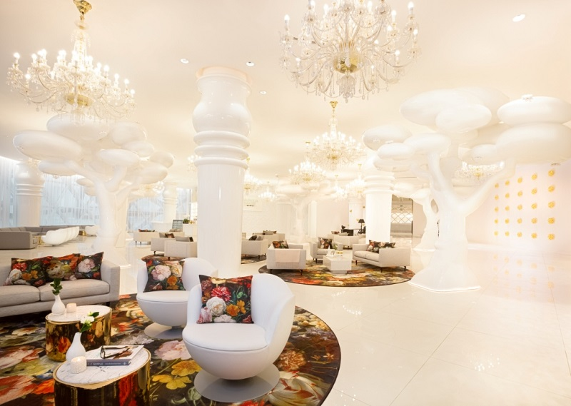 Enter The Coveted ESPA Spa To Open At Mondrian Doha By Marcel Wanders