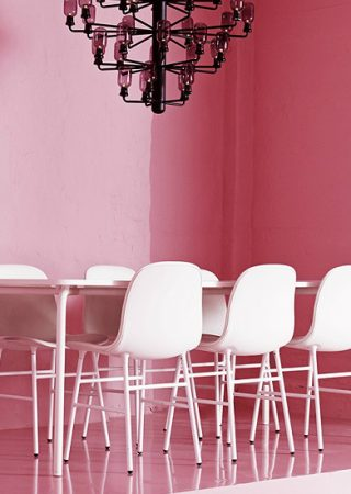 How To Create The Most Coveted Chick Pink Office