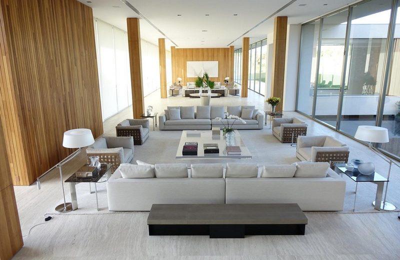 Interni Mobili & Design  Showrooms We Covet: Interni Mobili & Design living in brasil project