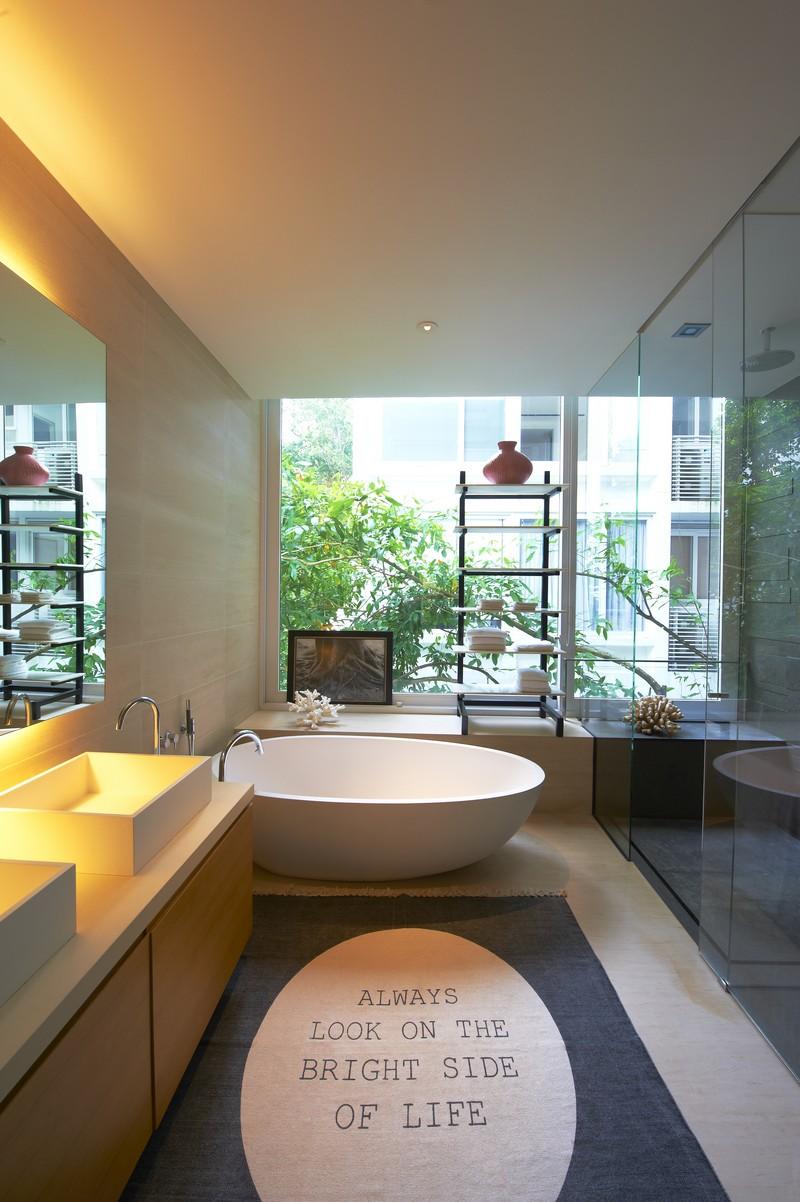 Viterbo viterbo interior design Exploring the Ecletic Apartment Designed by Viterbo Interior Design 8 Napier 5567