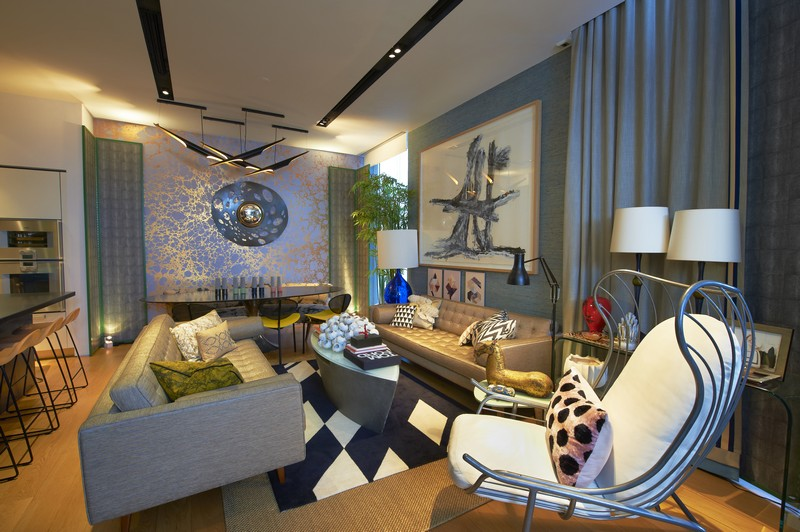 Viterbo viterbo interior design Exploring the Ecletic Apartment Designed by Viterbo Interior Design 8 Napier 5639