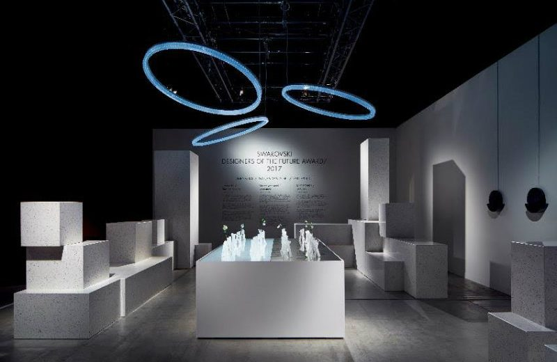 Design Miami Basel 2017 - Swarovski Designers of the Future  Design Miami/ Basel 2017 - Swarovski's Designers of the Future Exhibition Design Miami Basel 2017 Swarovski Designers of the Future