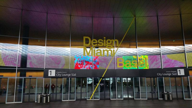 Design Miami Basel  Design Miami/ Basel 2017 - Swarovski's Designers of the Future Exhibition Design Miami Basel