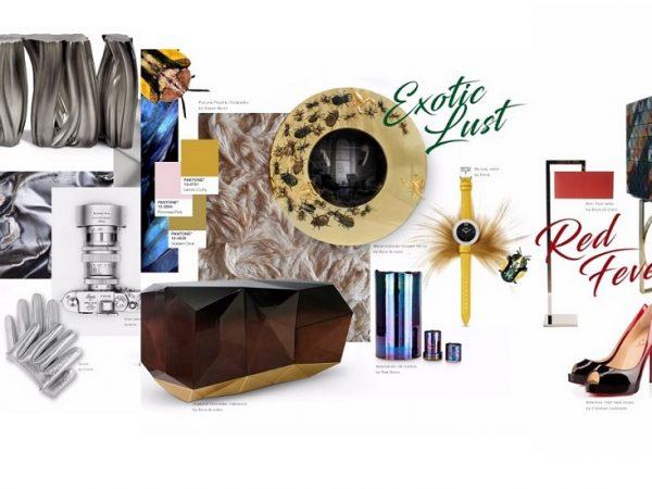 Boca do Lobo Presents Fall 2017 Trends Inspired By Pantone ➤ To see more news about Luxury Design visit us at http://covetedition.com/ #interiordesign #homedecor #luxurybrand @BathroomsLuxury @bocadolobo @delightfulll @brabbu @essentialhomeeu @circudesign @mvalentinabath @luxxu @covethouse_
