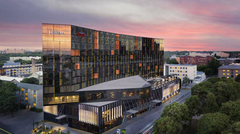 hilton tallinn park  Hotels We Covet - Hilton Tallinn Park hilton tallinn park