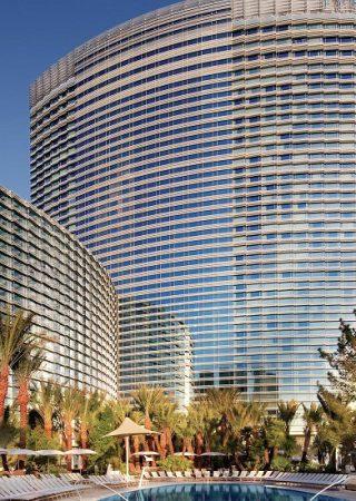 Enter A Magnificent And Luxurious World At Aria Resort & Casino ➤ To see more news about Luxury Design visit us at http://covetedition.com/ #interiordesign #homedecor #luxurybrand @BathroomsLuxury @bocadolobo @delightfulll @brabbu @essentialhomeeu @circudesign @mvalentinabath @luxxu @covethouse_
