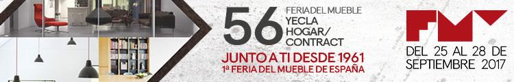 yecla furniture fair The Prestigious Yecla Furniture Fair Celebrates Its 56th Anniversary
