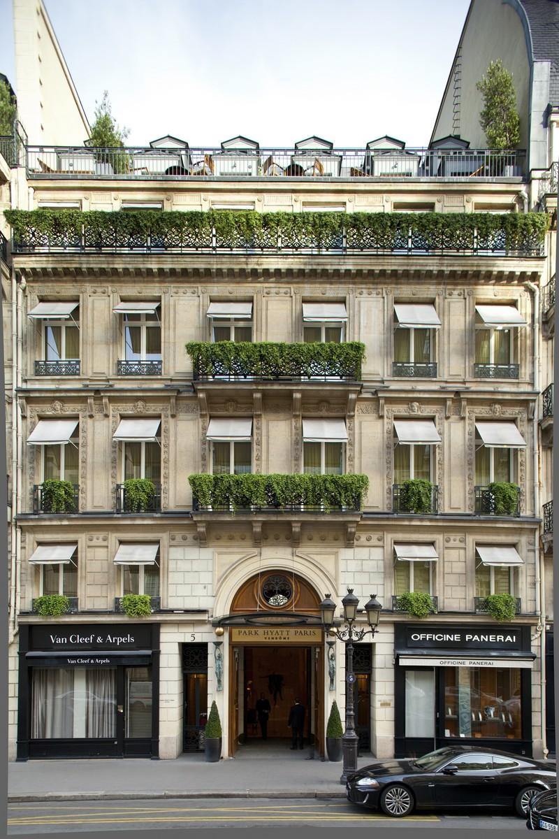 Hotels Near Place Vendome Paris