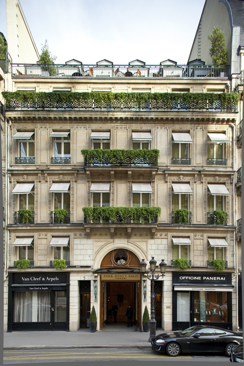 Explore the Unmatched Glamour and Style of Park Hyatt Paris-Vendôme 5