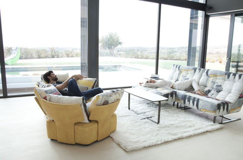 The best of the 56th edition of the yecla furniture fair2 - Fabricantes sofas yecla ...