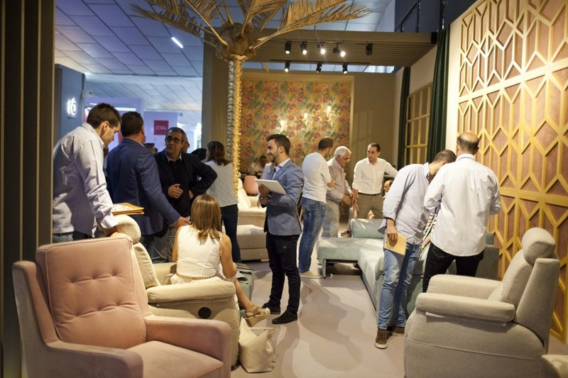 The best of the 56th edition of the yecla furniture fair5 - Fabricantes sofas yecla ...