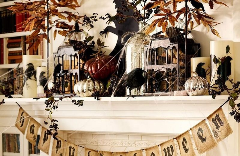 Be Inspired By The Most Coveted Luxury Halloween Decor Ideas ➤ To see more news about Luxury Design visit us at http://covetedition.com/ #interiordesign #homedecor #luxurybrand @BathroomsLuxury @bocadolobo @delightfulll @brabbu @essentialhomeeu @circudesign @mvalentinabath @luxxu @covethouse_