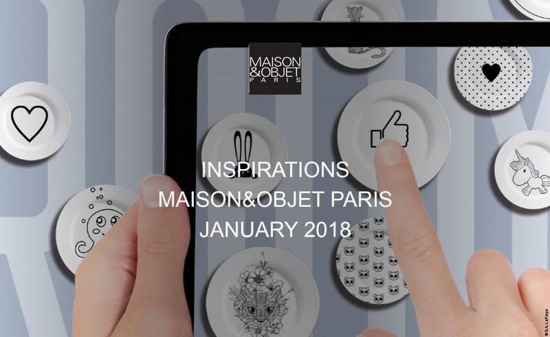 Expectations for the Biggest Lifestyle Event Maison et Objet 2018 5