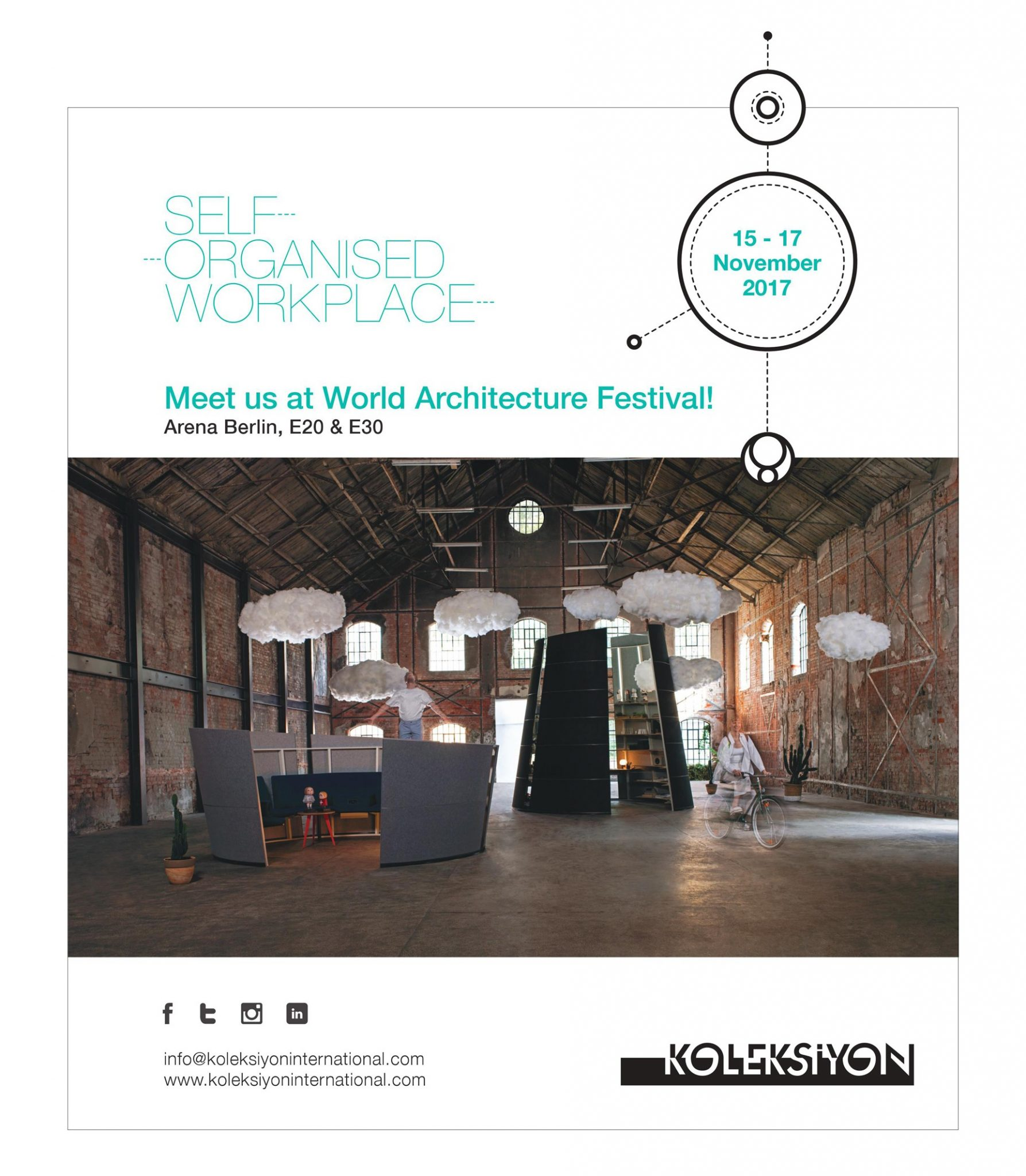 World Architecture Festival In Berlin To See More News About Events Subscribe Our