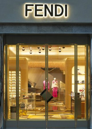 Get To Know The New Luxurious Boutique of Fendi in London!