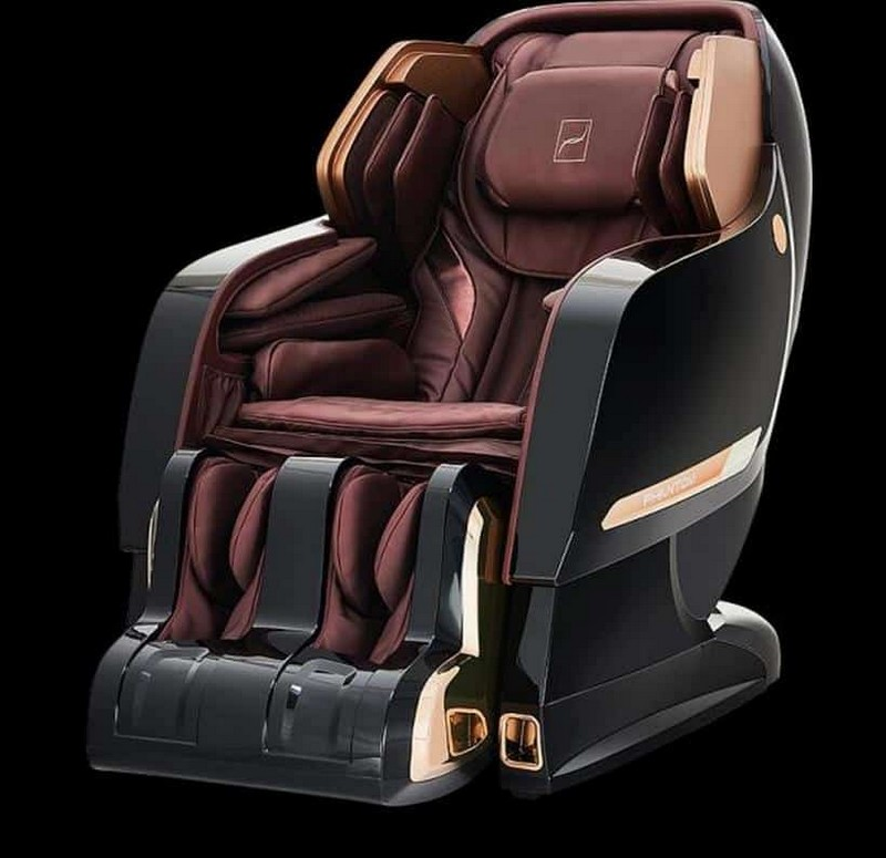 Take a Look at Mesmerising Massage Chairs Inspired by Supercars 2
