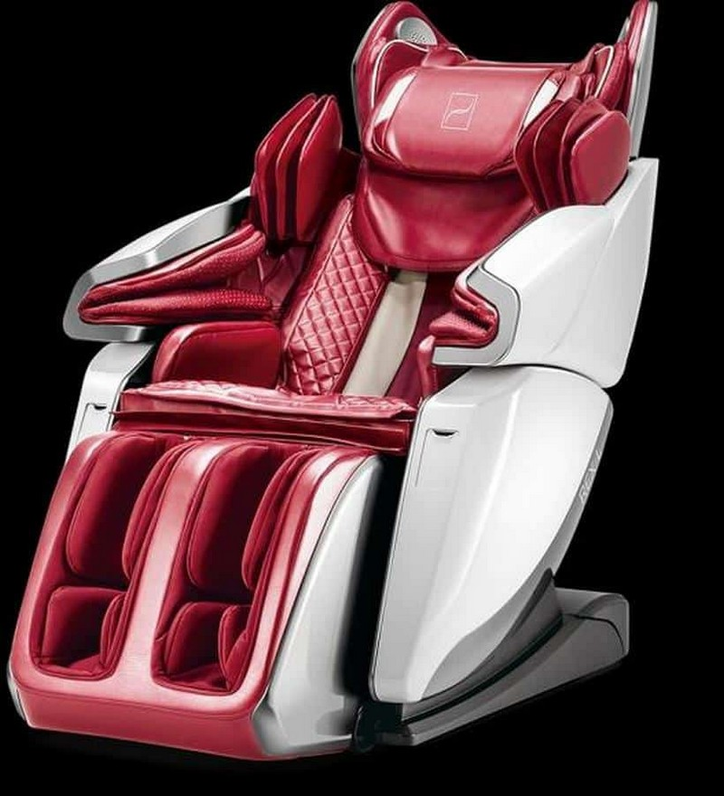Take a Look at Mesmerising Massage Chairs Inspired by Supercars 4