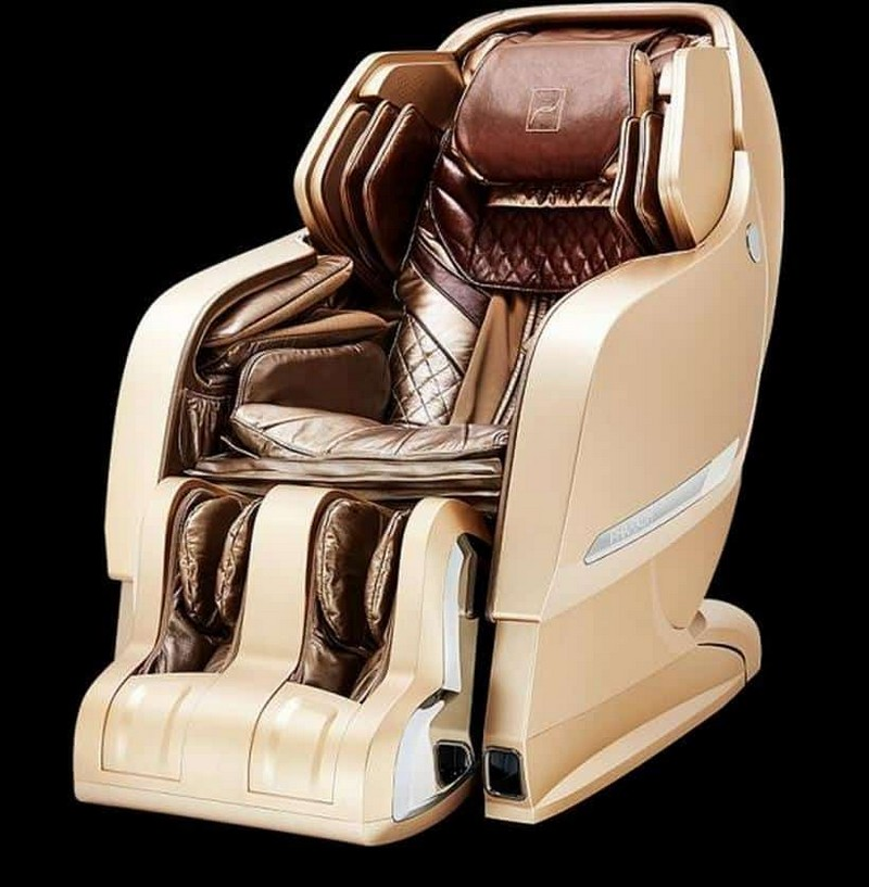 Take a Look at Mesmerising Massage Chairs Inspired by Supercars 6