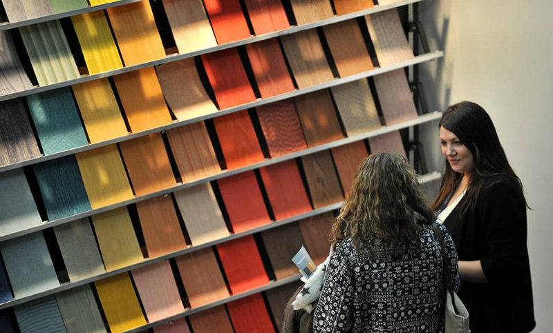 There Will Be Colour Creativity at the Surface Design Show 2018