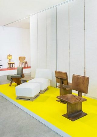 Architect-Designed Furniture Showcased at Friedman Benda Gallery. To see more news about design exhibitions, subscribe our newsletter right now! #friedmanbenda #friedmanbendagallery #nothing #insidethewalls #architectsdesign #designexhibition #topdesigners #designgalleries