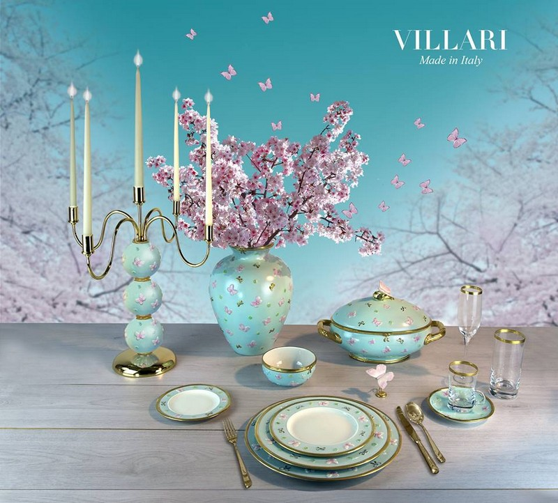 Blooming Butterflies Collection Presented at Maison et Objet 2018. To see more news about luxury brands, subscribe our newsletter right now! #maisonetobjet2018 #bloomingbutterflies #villari #luxurybrands #luxuryporcelain #italiandesign #designevents #designtradefairs #luxurytableware Maison et Objet 2018 Blooming Butterflies Collection Presented at Maison et Objet 2018 Blooming Butterflies Collection Presented at Maison et Objet 2018 2