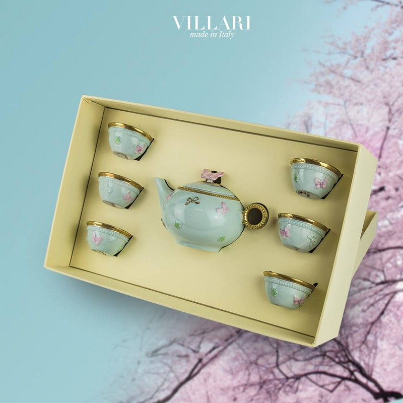 Blooming Butterflies Collection Presented at Maison et Objet 2018. To see more news about luxury brands, subscribe our newsletter right now! #maisonetobjet2018 #bloomingbutterflies #villari #luxurybrands #luxuryporcelain #italiandesign #designevents #designtradefairs #luxurytableware Maison et Objet 2018 Blooming Butterflies Collection Presented at Maison et Objet 2018 Blooming Butterflies Collection Presented at Maison et Objet 2018 4