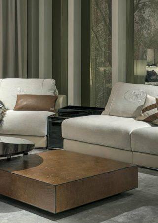 The Showcase of Luxurious Fendi Casa At Maison et Objet 2018