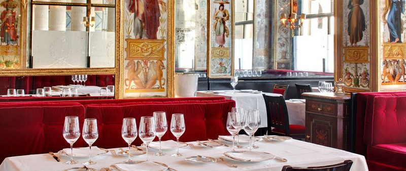 Le Grand Véfour A Refined Gourmet Venue Full of History and Tradition 1