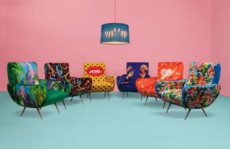 Maison et Objet: Seletti\'s Retro and Contemporary Flavoured Designs ...