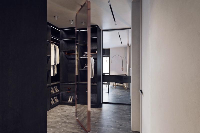 Minimal Mine Project by Zooi Studio. To see more news about amazing projects, subscribe our newsletter right now! #minimalmineproject #zooistudio #pavelvoitov #maximdoshchinsky #bestinteriordesigners #bedroomdecorideas #kidsdecorideas #livingroomideas