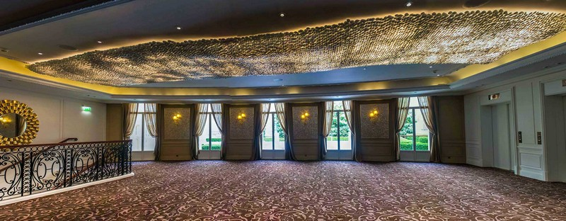 The Inovative Elegance of Art and Floritude Shines at Maison et Objet