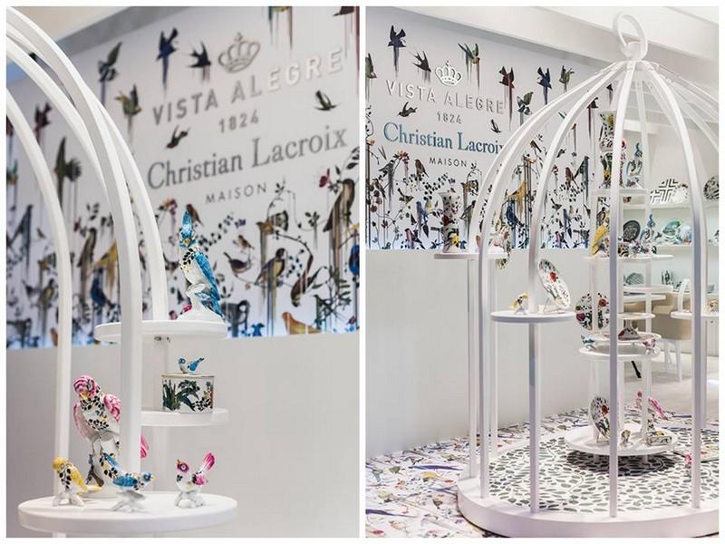 Vista Alegre's Porcelain and Glass Collections at Maison et Objet 2018 2