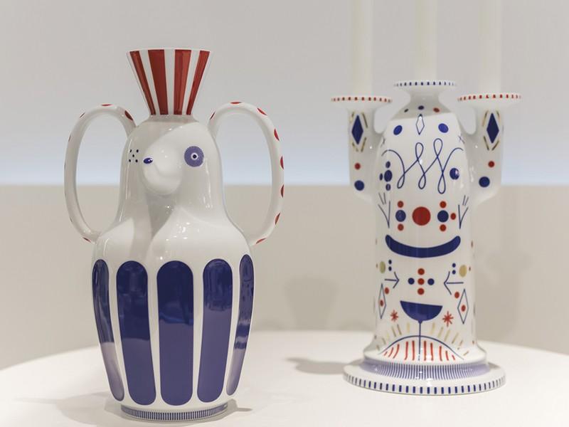 Vista Alegre's Porcelain and Glass Collections at Maison et Objet 2018 4