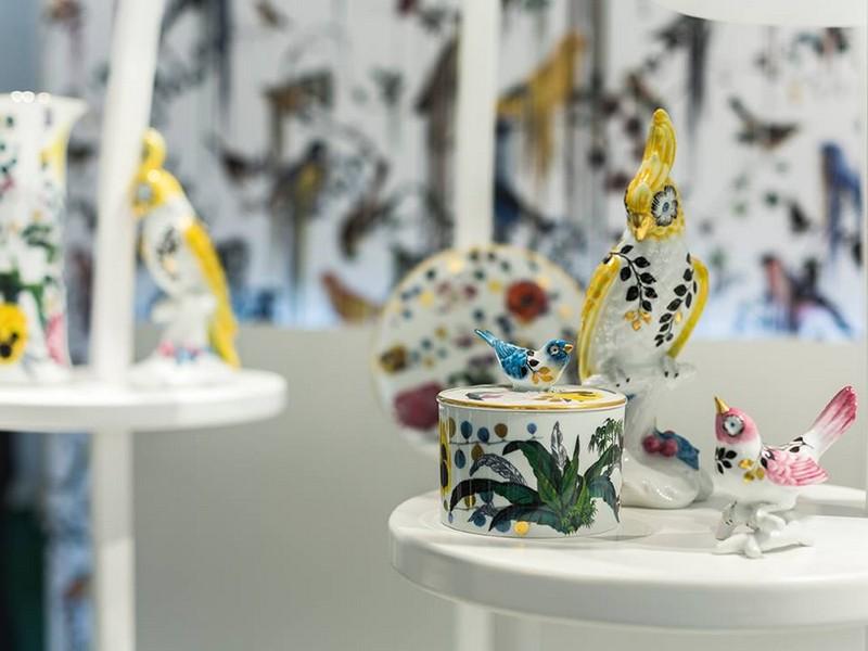 Vista Alegre's Porcelain and Glass Collections at Maison et Objet 2018 5