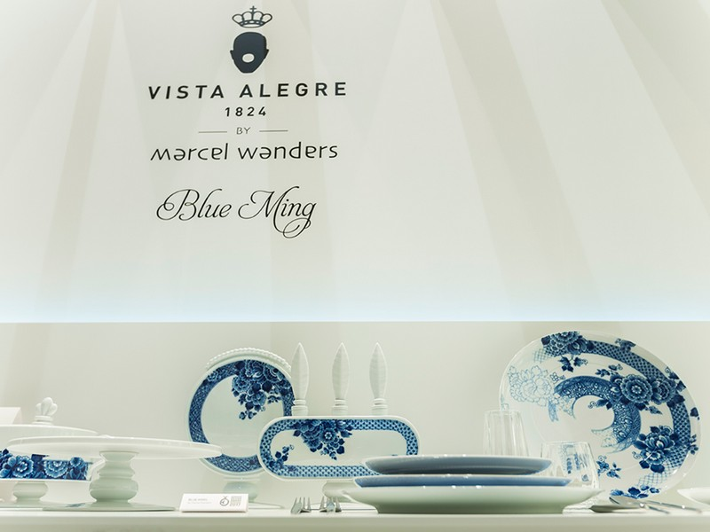 Vista Alegre's Porcelain and Glass Collections at Maison et Objet 2018 6