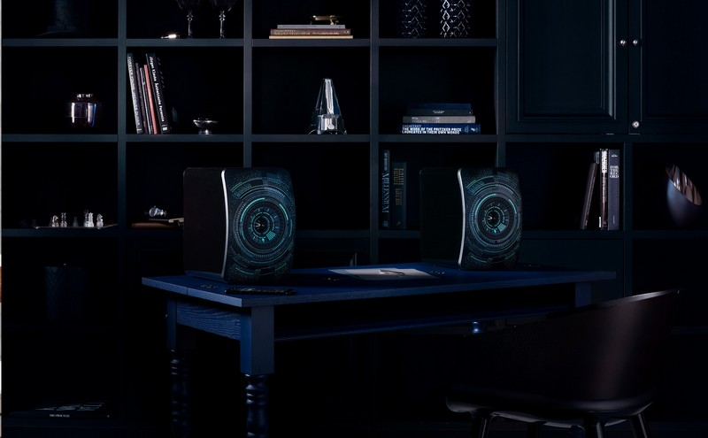 The Sensuous Sound of the LS50 Wireless 'Nocturne' by Marcel Wanders. To see more news about incredible brands, subscribe our newsletter right now! #marcelwanders #kef #ls50wireless #ls50wirelessnocturne #bestaudiosystems #luxurybrands #topdesignerbrands #specialedition #bestaudiospeakers