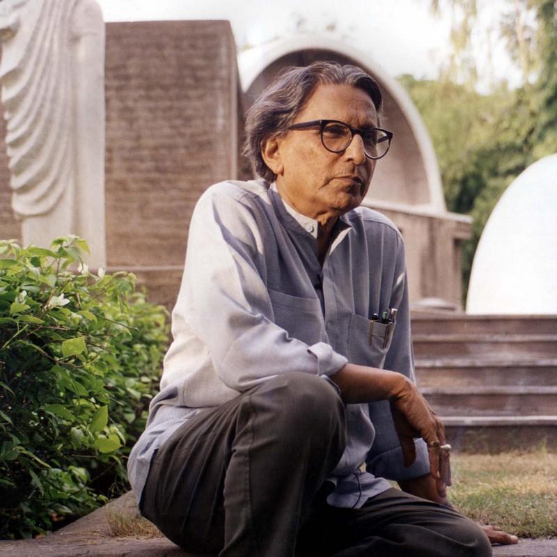 Balkrishna Doshi Receives Coveting 2018 Pritzker Architecture Prize 2