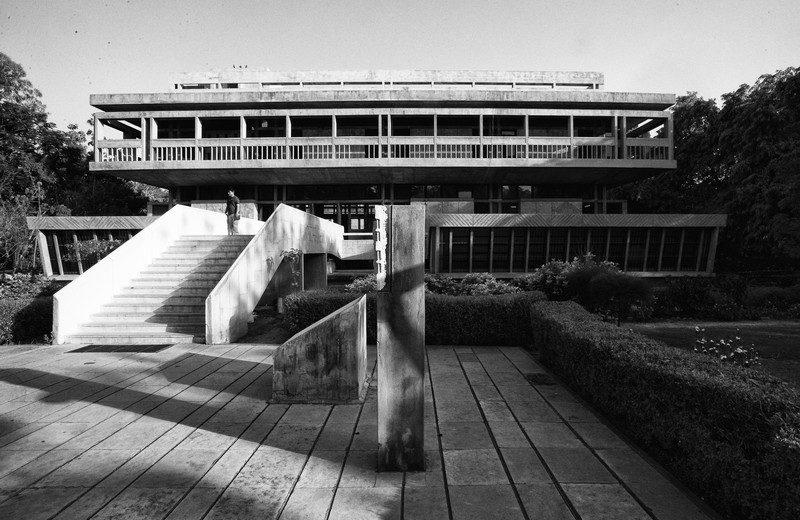 Balkrishna Doshi Receives Coveting 2018 Pritzker Architecture Prize 5