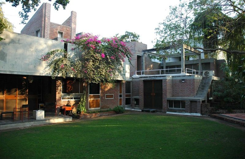 Balkrishna Doshi Receives Coveting 2018 Pritzker Architecture Prize 6