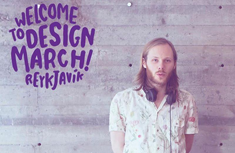 Meet the Design March Reykjavik 2018, Iceland's Own Design Event