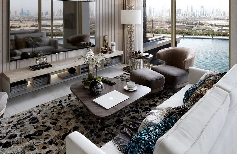 """Roberto Cavalli Home in New """"I Love Florence"""" Tower Project – Covet ..."""