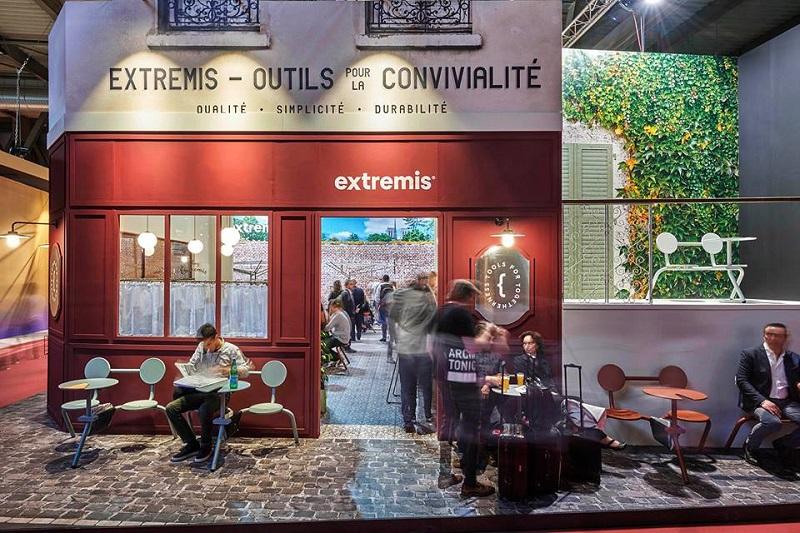 Extremis Welcomed All To A Parisian Bistro At Salone del Mobile 2018 ➤ #covetedmagazine #luxurymagazine #luxuryliving #interiordesign #homedecor #milandesignweek2018 #salonedelmobile2018 #isaloni2018 ➤ www.covetedition.com ➤ @covetedmagazine @bocadolobo @delightfulll @brabbu @essentialhomeeu @circudesign @mvalentinabath @luxxu @covethouse_ @rug_society @pullcast_jewelryhardware @bybrabbucontract salone del mobile 2018 Extremis Welcomed All To A Parisian Bistro At Salone del Mobile 2018 Extremis Welcomed All To A Parisian Bistro At Salone del Mobile 2018 2