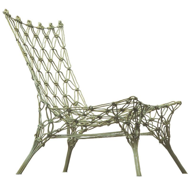 Top 100 Interior Designers: Marcel Wanders #knottechair #designawardwinner #designprojects #top100interiordesigners top 100 interior designers Top 100 Interior Designers: Marcel Wanders Knotted Chair frei