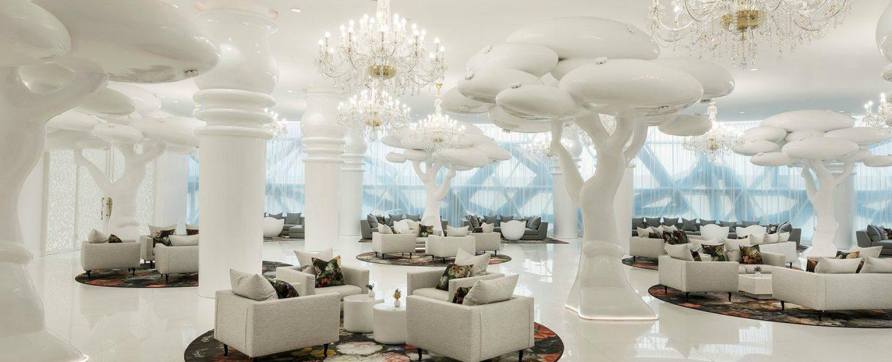 Top 100 Interior Designers: Marcel Wanders #mondriandoha #designawardwinner #designprojects #top100interiordesigners top 100 interior designers Top 100 Interior Designers: Marcel Wanders SBE Mondrian Doha Marcel Wanders 03