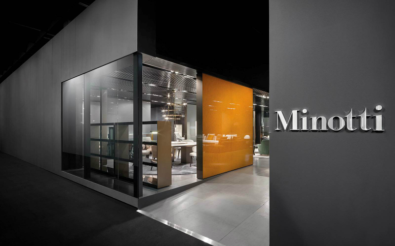 The Soul of the Project #1 by Minotti Starring the Collette Armchair (1)