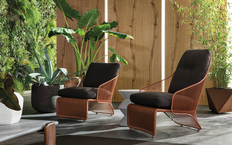 The Soul of the Project #1 by Minotti Starring the Collette Armchair (7)
