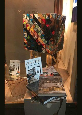 The Most CovetED Magazine Sparkles At Salone del Mobile 2018 ➤ #covetedmagazine #luxurymagazine #luxuryliving #interiordesign #homedecor #milandesignweek2018 #salonedelmobile2018 #isaloni2018 ➤ www.covetedition.com ➤ @covetedmagazine @bocadolobo @delightfulll @brabbu @essentialhomeeu @circudesign @mvalentinabath @luxxu @covethouse_ @rug_society @pullcast_jewelryhardware @bybrabbucontract