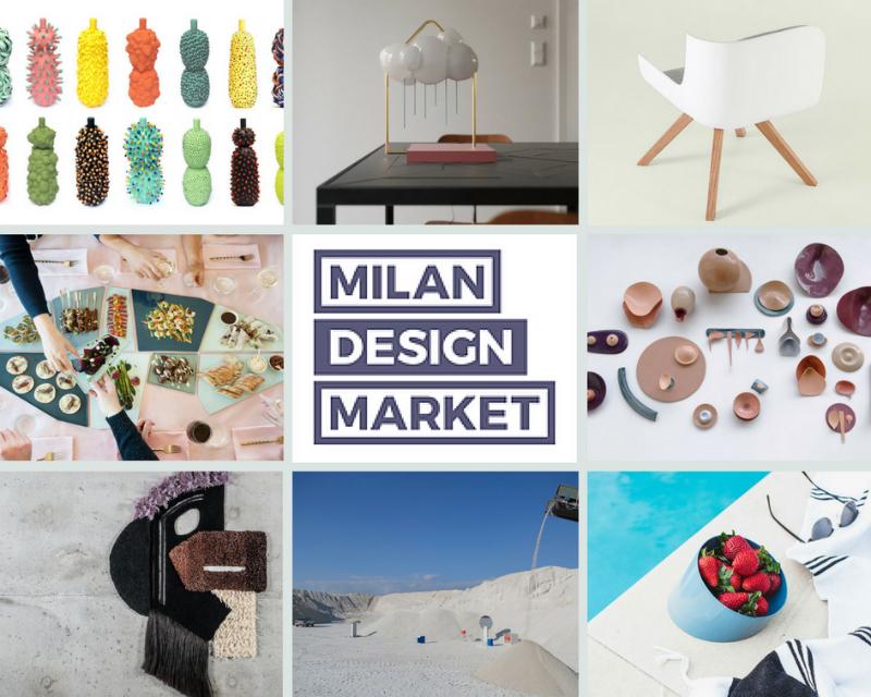 deisgnapplause-milan-design-market milan design week 2018 Discover What's More to Come at Milan Design Week 2018 deisgnapplause milan design market